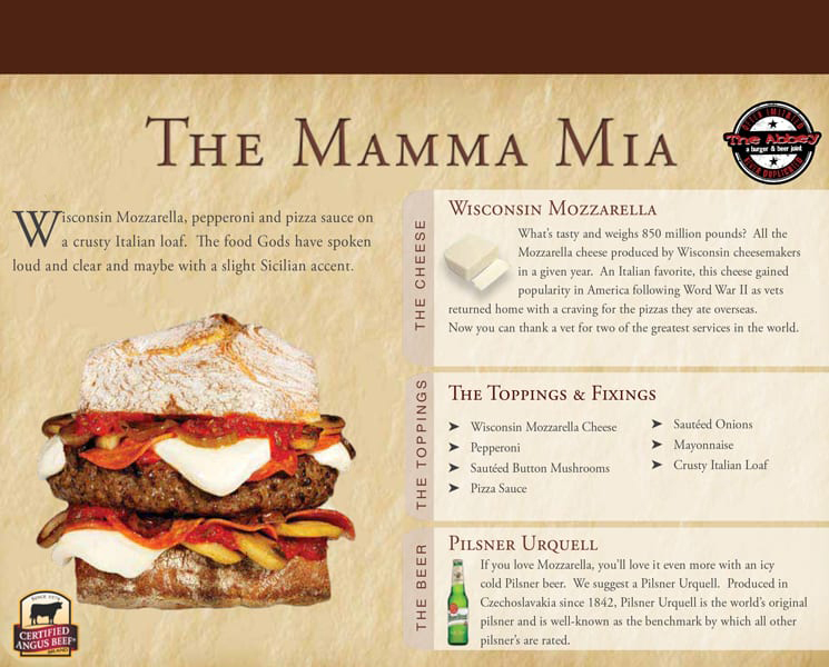 The Mamma Mia
