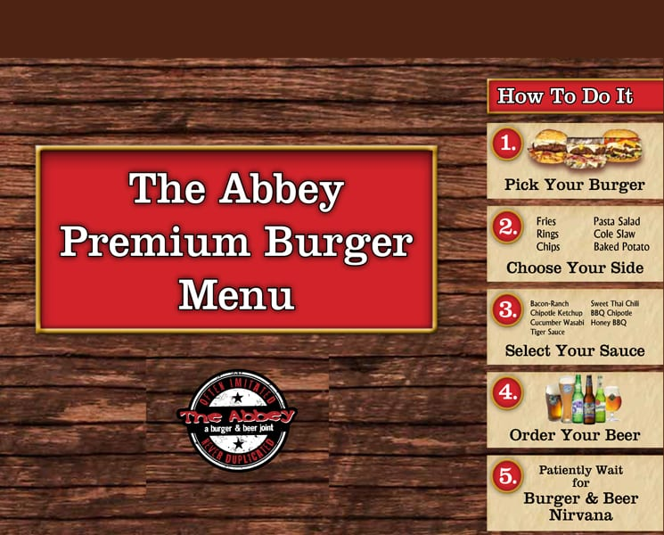 The Abbey Premium Burgers